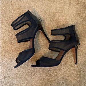 Donald J. Pliner Black Heels